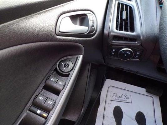2018 Ford Focus Sel Sedan In Elkins Wv Chrysler Dodge Jeep Ram